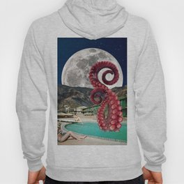 Octopus in the pool Hoody