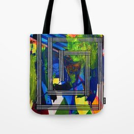 Snakes and Ladders series 2 Tote Bag