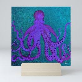 Octo Mini Art Print