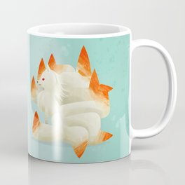 038 Ninetales Coffee Mug