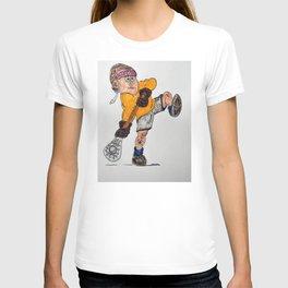 Lax player T-shirt