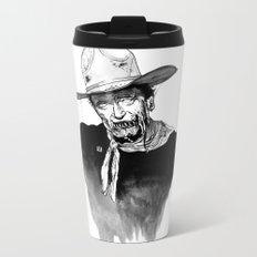 Zombie Wayne. Metal Travel Mug