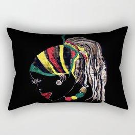 Rasta  Rectangular Pillow