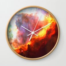 The Mage Wall Clock