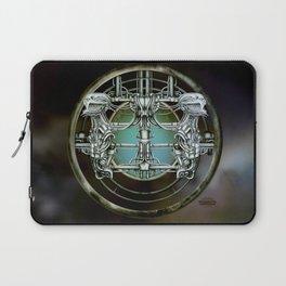 """Astrological Mechanism - Gemini"" Laptop Sleeve"