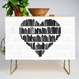 Book Lover II Credenza