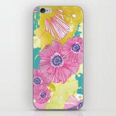 So long, petal. iPhone & iPod Skin