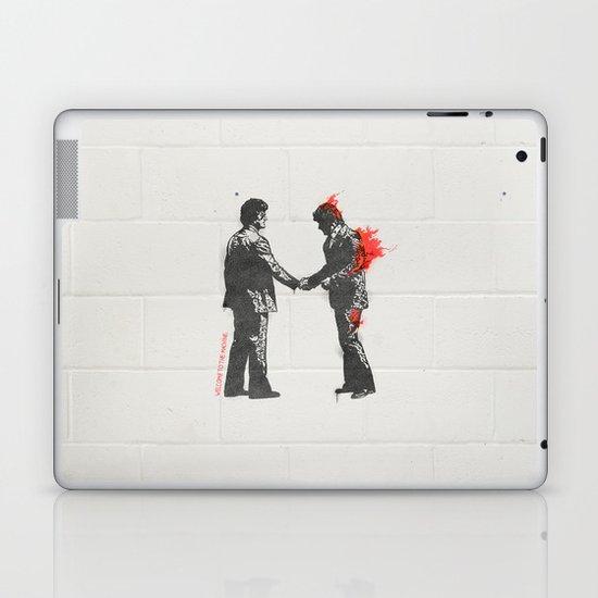 Welcome to the Machine Laptop & iPad Skin