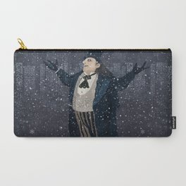 Oswald Cobblepot - The King Penguin Returns! Carry-All Pouch