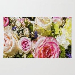 Shabby Roses Rug