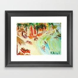The Dominican Framed Art Print