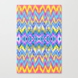 ethnic patterned Phone case Canvas Print