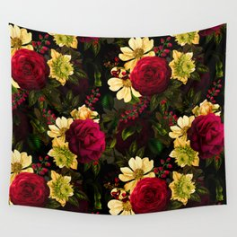 Vintage & Shabby Chic - Night Affaire III Wall Tapestry
