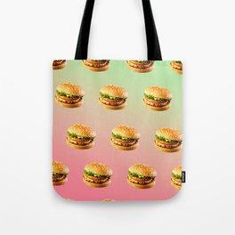 Burgers Tote Bag