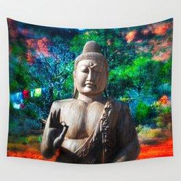 Sedona buddha Wall Tapestry
