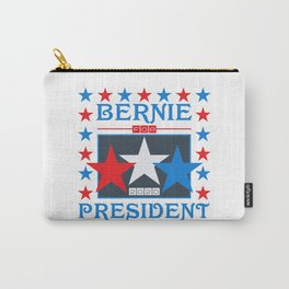 Bernie for President 2020 Stars Carry-All Pouch