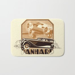 Automotive Art 377 Bath Mat
