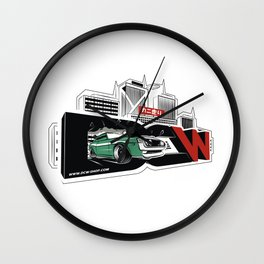 The Master C - Celica TA22 by DCW Classic Wall Clock