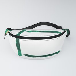 Eight virtues of Bushidō: 仁/Benevolence, Compassion Fanny Pack