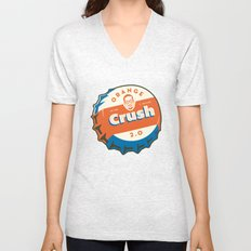 Denver's Orange Crush Defense TWO POINT OH! Unisex V-Neck