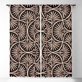 Art Deco 27 Blackout Curtain