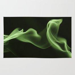 Green Smoke Pattern Rug