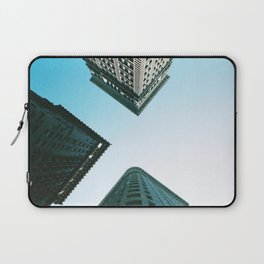 View from 4th and Wood in Pittsburgh, PA Laptop Sleeve
