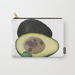 Slothvocado is a Sloth combined with an Avocado Carry-All Pouch