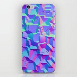 Voronoi 1 iPhone Skin