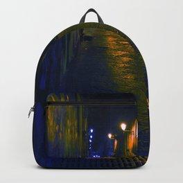 LA NOTTE DI CATANIA - Sicilia Bedda Backpack