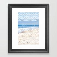 Chase the Sun Framed Art Print