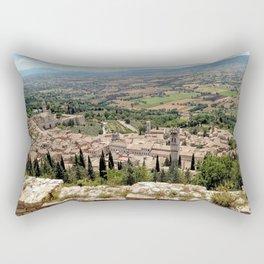Assisi View Rectangular Pillow