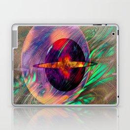 Large Wall Art- Home Deco- Interior Design- New Age Art- Yoga Art Laptop & iPad Skin
