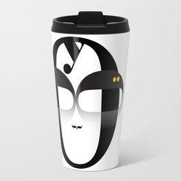Bodoni Boy Travel Mug