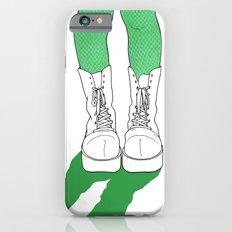 Rainbow Gossip - Green Slim Case iPhone 6s
