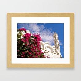 Kyrenia Church Framed Art Print