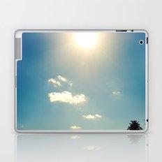 sunny sky Laptop & iPad Skin