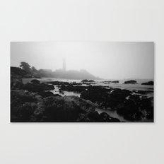 Enveloped Canvas Print