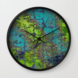 Nature's Best Wall Clock