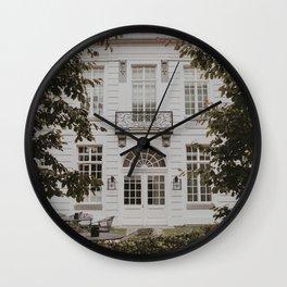 Ghent Belgium   Fine Art Travel Photography Wall Clock