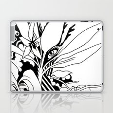 eye & leaf Laptop & iPad Skin