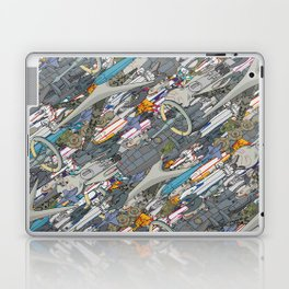 Battlestar Laptop & iPad Skin