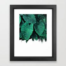 Painting on Jungle Framed Art Print