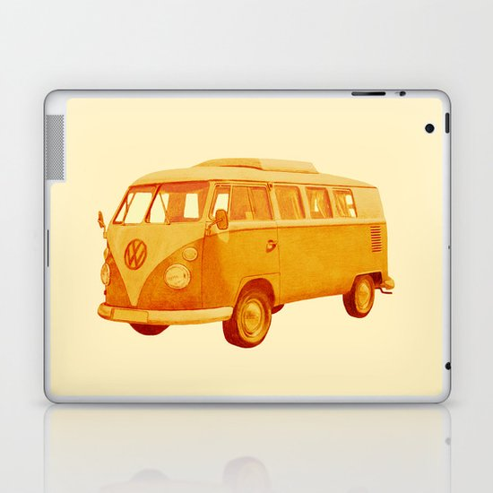 Summer Ride Laptop & iPad Skin