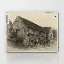 Masonic Lodge Bradford on Avon Laptop & iPad Skin