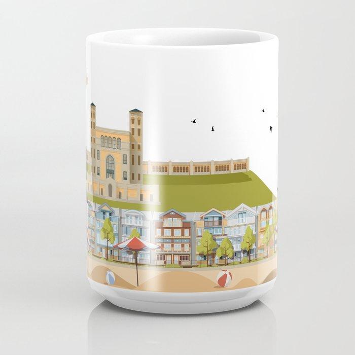 The Beach - Toronto Neighbourhood Coffee Mug