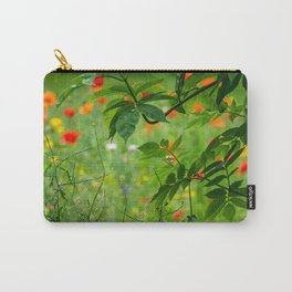 Through the Hedge. Carry-All Pouch
