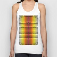 quilt Tank Tops featuring Quilt Pattern  by Zenya Zenyaris
