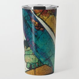 Epidote in Quartz Travel Mug