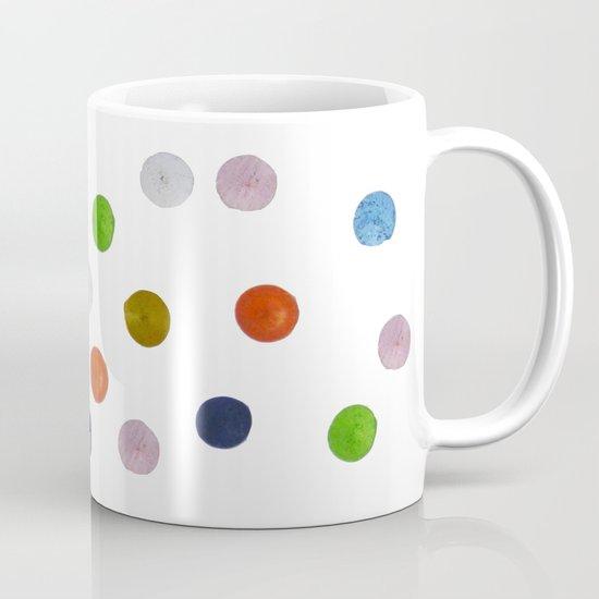 Pinpoint Dots Coffee Mug